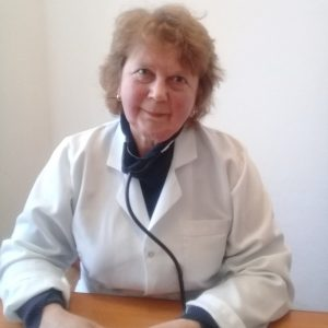 Чирва Наталія Володимирівна