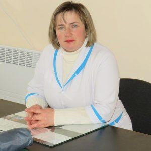 Кравчук Віра Іванівна