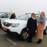 Новосинявська амбулаторія загальної практики сімейної медицини отримала новий автомобіль